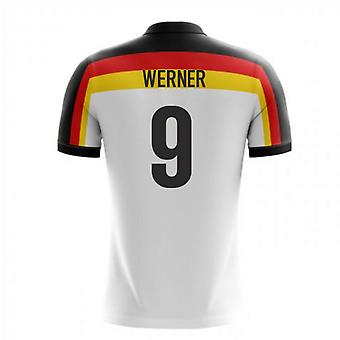 2018-2019 Germany Home Concept Football Shirt (Werner 9)