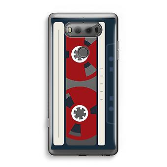 LG V20 Transparent Case - Here's your tape