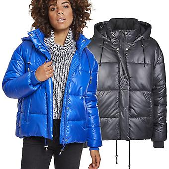 Urban classics ladies - vanish buffer shiny winter jacket