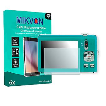 Praktica Luxmedia 14-Z4TS Screen Protector - Mikvon Clear (Retail Package with accessories)
