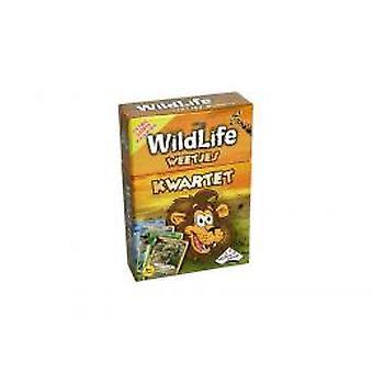 IdGames Weetjes kwartet Wildlife