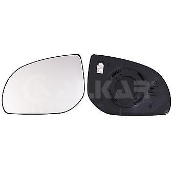 Lado esquerdo do passageiro espelho de vidro (aquecido) & Holder para Hyundai i10 2011-2013