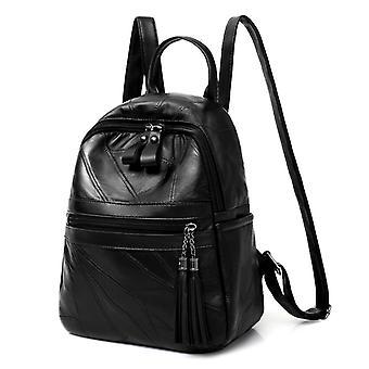 Backpack in genuine sheepskin, LAMM1041