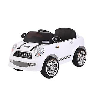 RideonToys4u Mini Cooper Style Kids 12V Electric Ride On Car With Parental