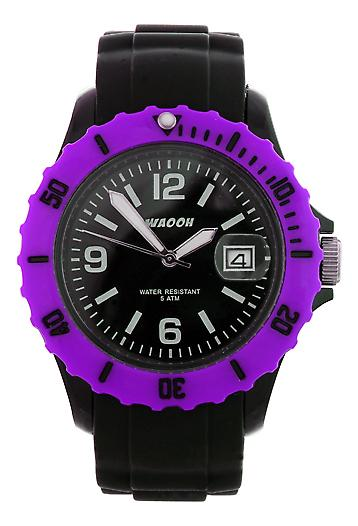 Waooh - Watch MONACOe 38 Special Color Bezel
