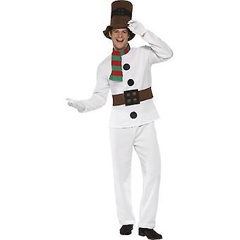 Mr Snowman Costume, Chest 42
