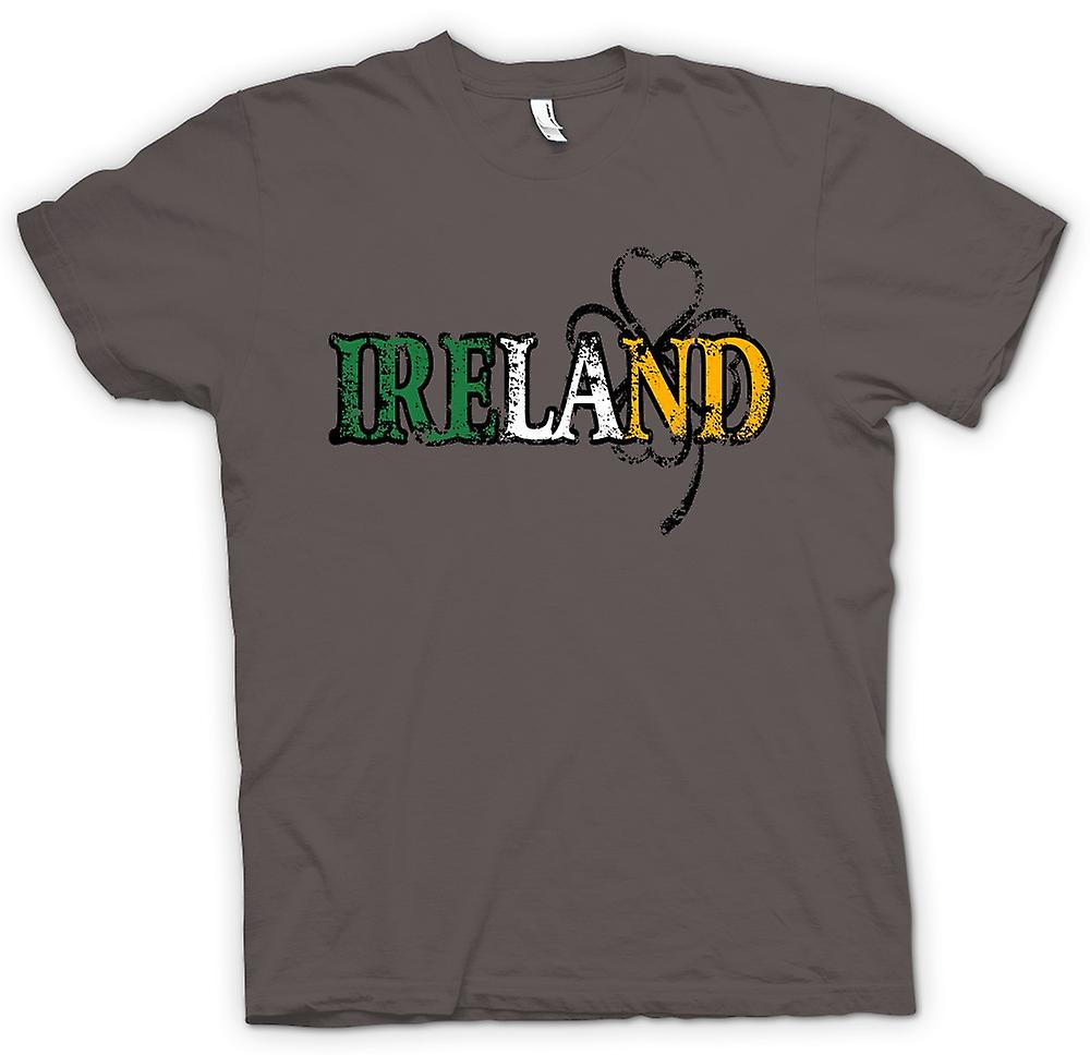 Womens T-shirt - St Patricks Day - Irland