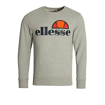 Ellesse Succiso Crew Neck Sweat Shirt | Grey Marl