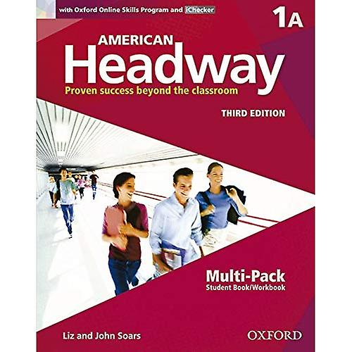 American Headway  One  Multi-Pack A with Online Skills and iChecker  Proven Success beyond the classroom