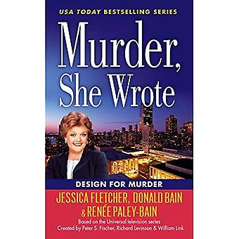 Murder, She Wrote: Design para assassinato