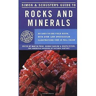 S & S Guide to Rocks and Minerals (Rocks, Minerals and Gemstones)