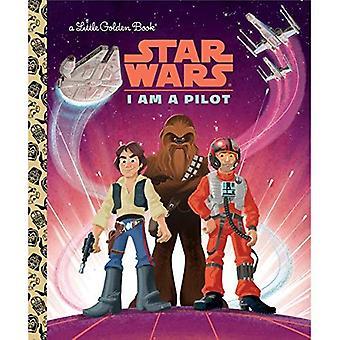 Jag är en Pilot (Star Wars) (liten gyllene bok)
