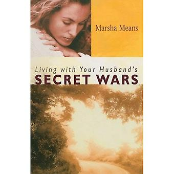 Living with Your Husband's Secret Wars