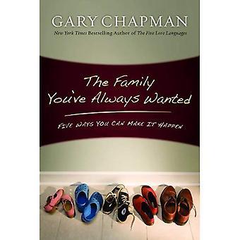 Familjen du alltid velat: fem sätt du kan göra det hända