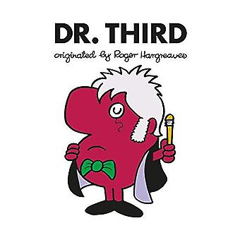 Doctor Who: Dr. Third (Roger Hargreaves) - Dr Men (Paperback)