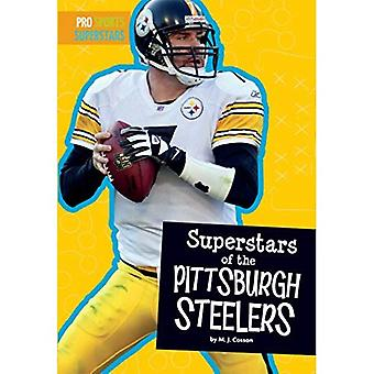 Superstars of the Pittsburgh Steelers (Pro Sports Superstars (NFL))