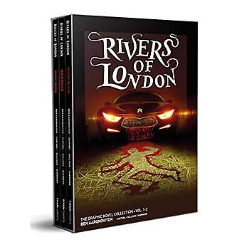 Rivières de Londres : Volumes 1-3 Boxed Set Edition