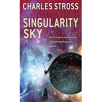 Ciel de singularité
