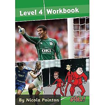Objetivo!: nivel 4: nivel 4 libro (¡gol! Serie)