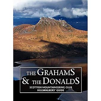 The Grahams & The Donalds - Scottish Mountaineering Club Hillwalkers' Guide