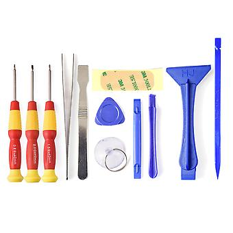 12pcs Toolkit Opening Tools for Laptop Premium screwdriver set iphone, notebook