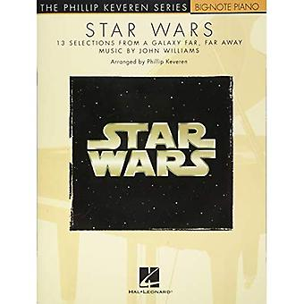 Star Wars: 13 valinnat galaksin kaukaisella (Phillip Keveren: Big Huomautus Piano)