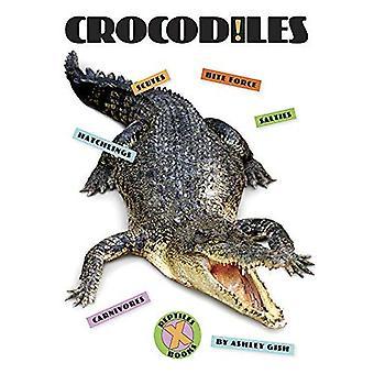 Crocodiles (X-Books: Reptiles)