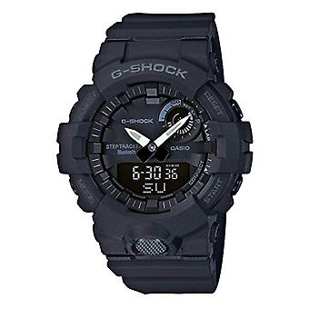 カシオ デジタル時計水晶男性ブラック樹脂ストラップ GBA-800-1AER