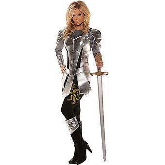 Noble Knight Female Costume