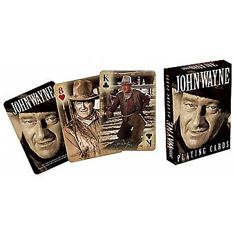 John Wayne set of 52 playing cards    (nm)