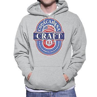 Copacabana Craft Ale Men's Hooded Sweatshirt