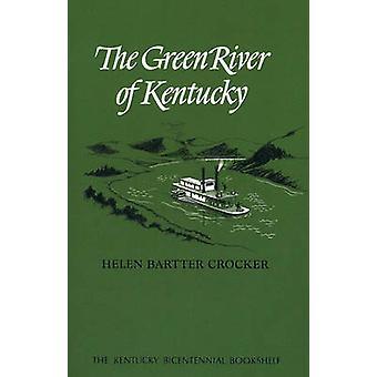 De groene rivier van Kentucky door Crocker & Helen Bartter