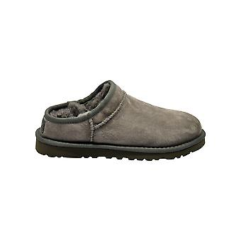 Ugg Slipper Grey Suede Slippers