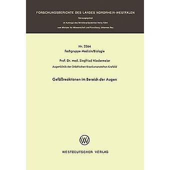 Gefreaktionen im Bereich der Augen par Niedermeier & Siegfried