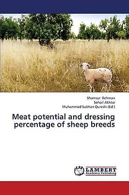 Meat Potential and Dressing Percentage of Sheep Breeds by Rehhomme Shamsur