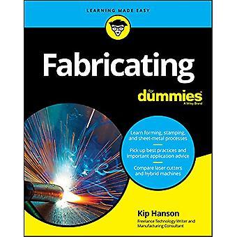 Fabricera For Dummies genom att tillverka för Dummies - 9781119474043 Bo