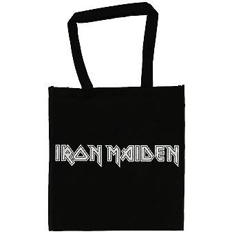 Iron Maiden Logo Eco Tote Bag
