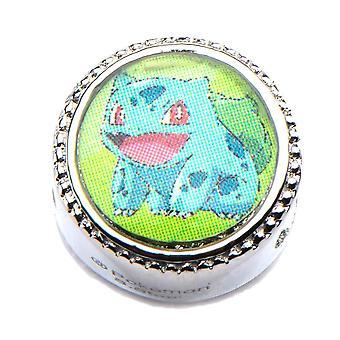 Pokémon Bulbasaur Bead Slider Charm