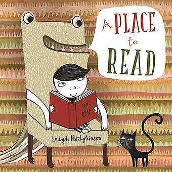 A Place to Read by Leigh Hodgkinson - 9781681193236 Book
