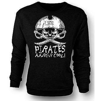 Womens Sweatshirt Pirates Arrrgh Cool