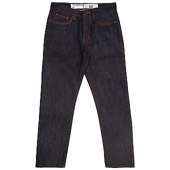 Lrg RC True Straight Fit Jeans Raw Indigo
