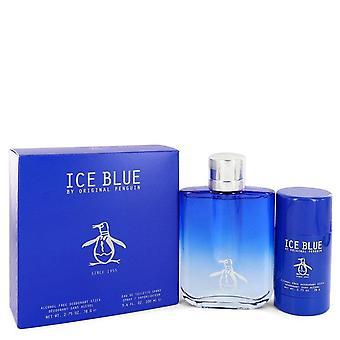 Original Penguin Ice Blue Gift Set By Original Penguin