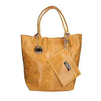 Leather handbag Made in Italy P5190