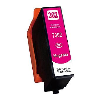 Compatible Inkjet Cartridge Magenta Replacement For 302XL
