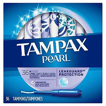 Tampax Pearl Tampons Lites Unscented
