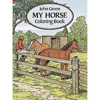 Dover Publications-My Horse Coloring Book DOV-28064