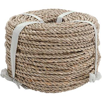 Basketry Sea Grass #1 3Mmx3.5Mm 1 Pound Coil Approximately 210' Sea1x1