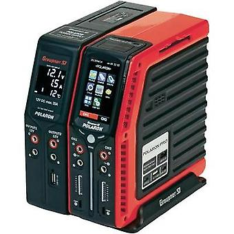 Scale model multifunction charger 12 V, 220 V 20 A Graupner Pola