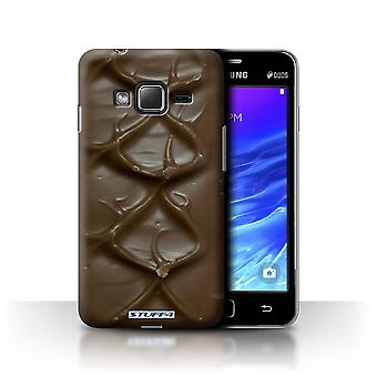 STUFF4 Case/Cover for Samsung Z1/Z130/Bar/Ripple/Chocolate