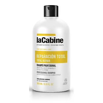 La Cabine Repairing Shampoo 500 Ml (Woman , Hair Care , Shampoos)